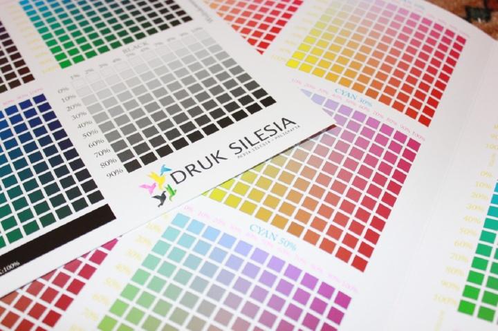 Цветовые схемы для полиграфии